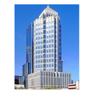 Centro financiero de SunTrust - Tampa, la Florida, Tarjetas Postales