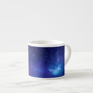 Centro galáctico de la radiografía taza de espresso
