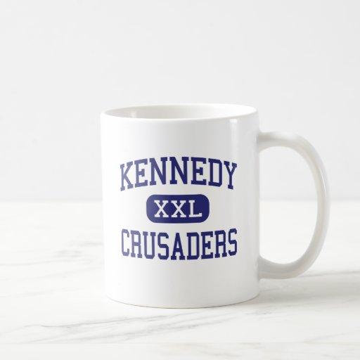 Centro Germantown de los cruzados de Kennedy Tazas