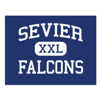 Centro Greenville de los Falcons de Sevier Postal