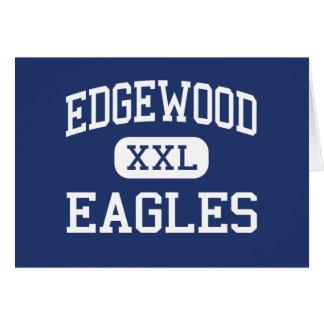 Centro Highland Park de Edgewood Eagles Tarjeton