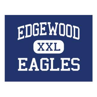 Centro Highland Park de Edgewood Eagles Tarjetas Postales