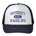 Centro Irvington de Eagles de la universidad Gorros Bordados