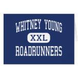 Centro joven Detroit de los Roadrunners de Whitney Tarjeton