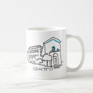 Centro Logo 2011 Classic White Coffee Mug