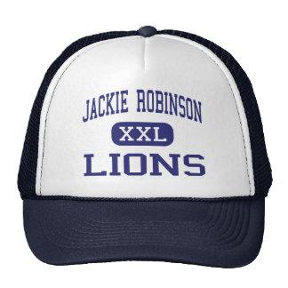 Centro Milwaukee de los leones de Jackie Robinson Gorro