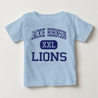 Centro Milwaukee de los leones de Jackie Robinson Playera