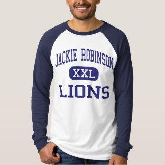 Centro Milwaukee de los leones de Jackie Robinson Playeras