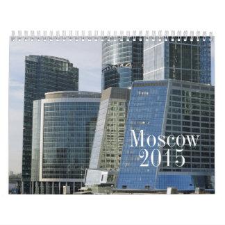 Centro, Moscú, 2015 Calendarios