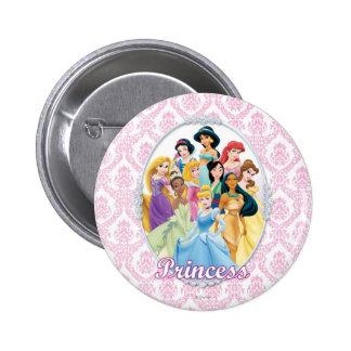 Centro ofrecido Cenicienta de la princesa el | de Pin Redondo De 2 Pulgadas
