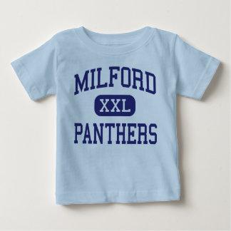 Centro Quakertown de las panteras de Milford Tshirts