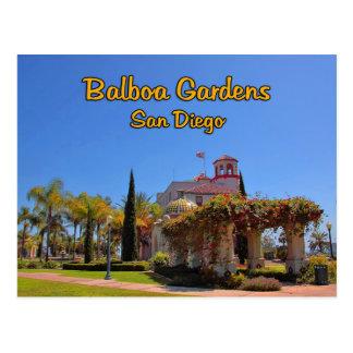 Centro San Diego California de la actividad del Postales