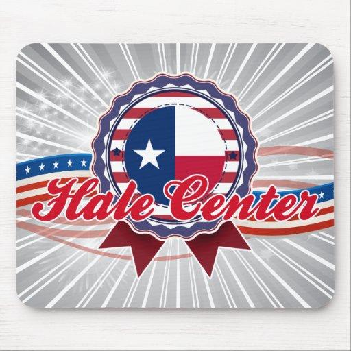 Centro sano, TX Alfombrillas De Ratón