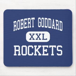 Centro Seabrook de Roberto Goddard Rockets Tapete De Ratón