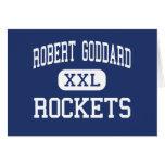 Centro Seabrook de Roberto Goddard Rockets Felicitaciones