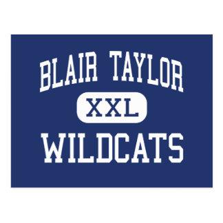 Centro Taylor de los gatos monteses de Blair Postales