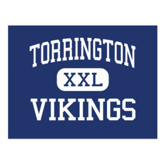 Centro Torrington de Torrington Vikingos Postales
