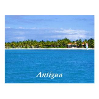 Centro turístico de Antigua Tarjeta Postal