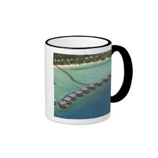 Centro turístico de la laguna de Likuliku, isla de Taza De Café