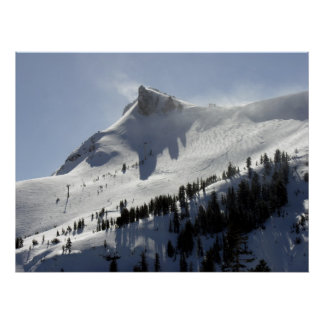 Centro turístico de montaña de Kirkwood Poster