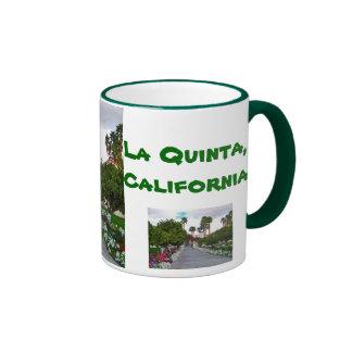 Centro turístico del desierto de California Tazas De Café