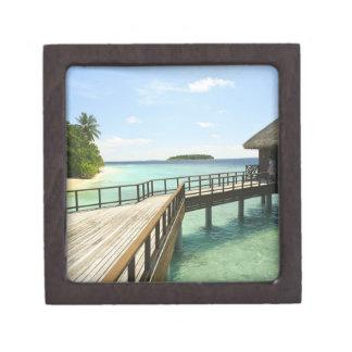 Centro turístico isleño de Bandos, atolón masculin Caja De Joyas De Calidad
