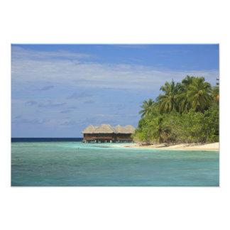 Centro turístico isleño de Bandos, atolón masculin Fotografías