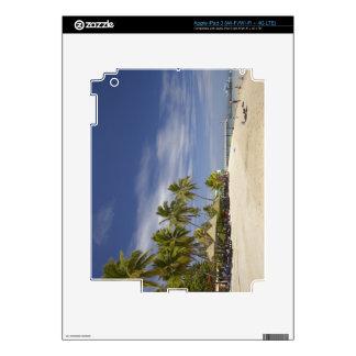 Centro turístico isleño de la plantación, isla 4 d pegatina skin para iPad 3