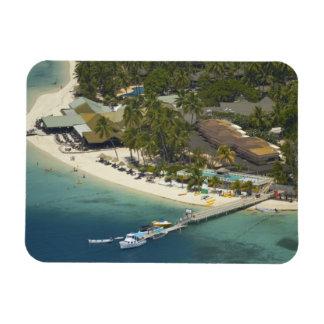 Centro turístico isleño de la plantación, isla de  iman