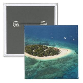 Centro turístico isleño del Beachcomber, Fiji Pins