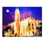 Centro turístico y balneario del palacio de Ixtapa Tarjeta Postal