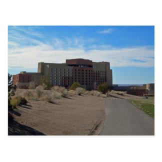 Centro turístico y casino, Albuquerque New México  Postales
