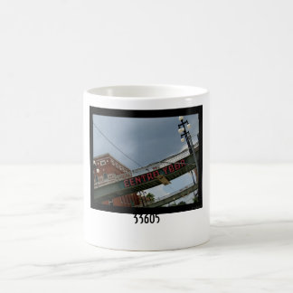 Centro Ybor : Ybor City : Tampa : FL Classic White Coffee Mug