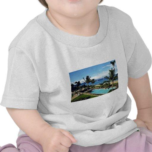 Centros turísticos de Kaanapali - Maui Camiseta