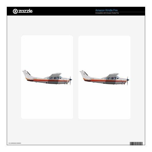 Centurión 394394 de Cessna 210P Skin Para Kindle Fire