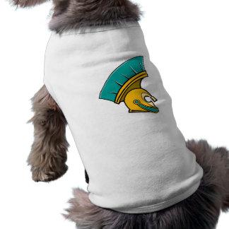 Centurion Helmet Dog Clothing
