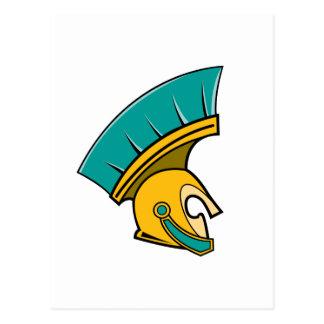 Centurion Helmet Postcards
