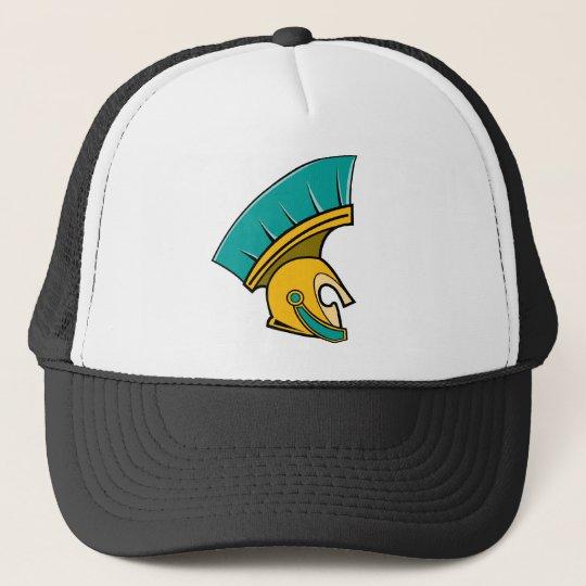 Centurion Helmet Trucker Hat