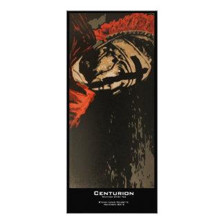 """Centurion"" Value Bookmark Rack Card"