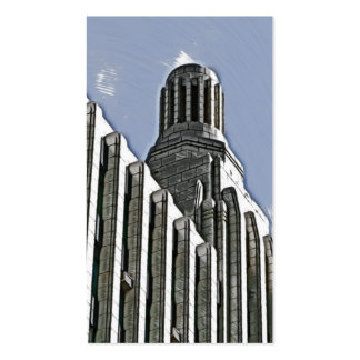 Century Building, Melbourne Business Card