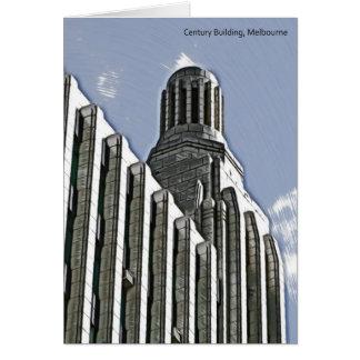 Century Building, Melbourne Card