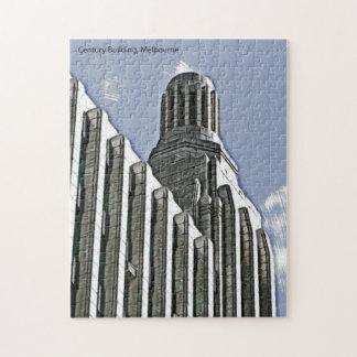 Century Building, Melbourne Puzzle