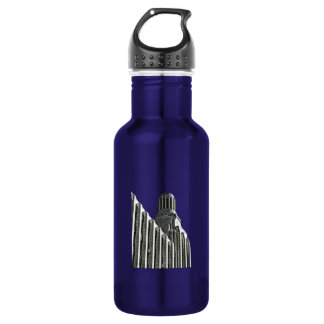 Century Building, Melbourne Stainless Steel Water Bottle