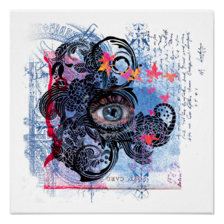 Century Eye Poster