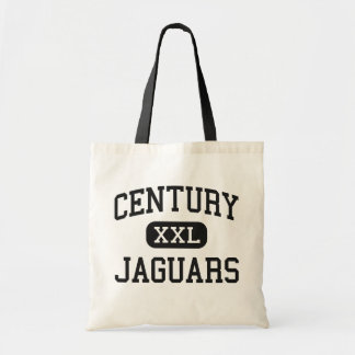 Century - Jaguars - High School - Hillsboro Oregon Canvas Bags