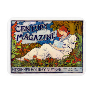 Century Magazine - Fridge Magnet