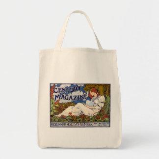 Century Magazine - Grocery Bag