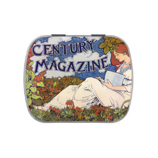 Century Magazine - 	Jelly Belly™ Candy Tin
