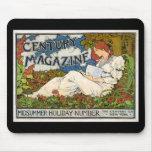 Century Magazine MIdsummer Holiday Number Mouse Pad