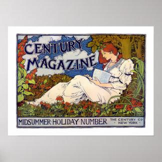 Century Magazine - Poster Posters